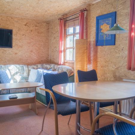 společenská místnost, obývák, jídelna s obývákem, jídelní kout